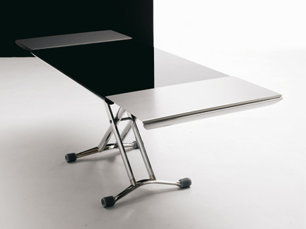 Adjustable Coffee Table By Ozzio