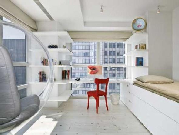 Apartment Reading Corner Ideas