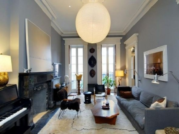 Celebrity apartment in Townhouse West New York