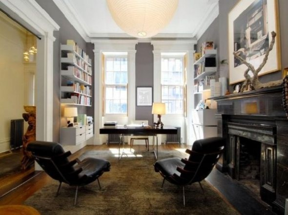 Celebrity apartment in Townhouse West Village