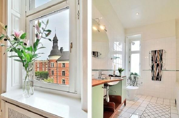 Classic Interior Apartment