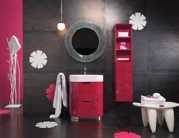 Cool girl bathroom vanities