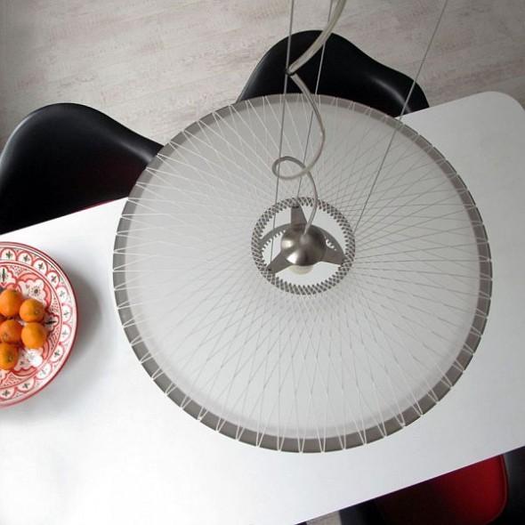 Pendant Lamp Marc van der Voorn-Detail