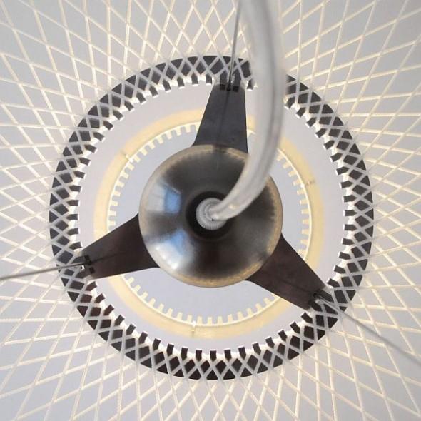 Pendant Lamp by Marc van der Voorn
