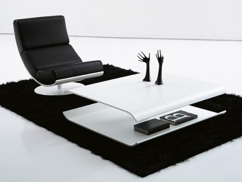 Elipse Coffee Table