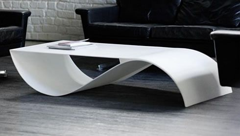 Fish Coffee Table