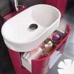 Girl bathroom furniture from regia