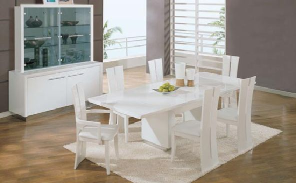 Inspiration Dining Set White ideas