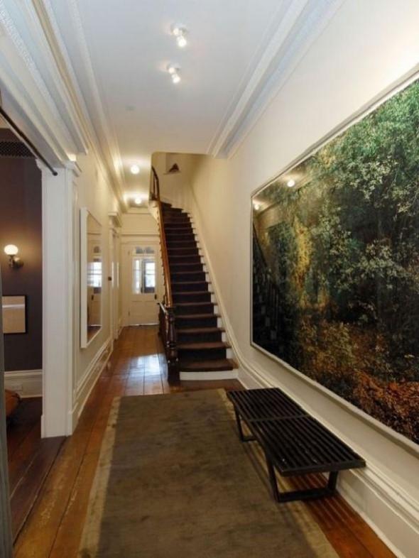 Julianne Moore Luxury Apartment Passageway Design