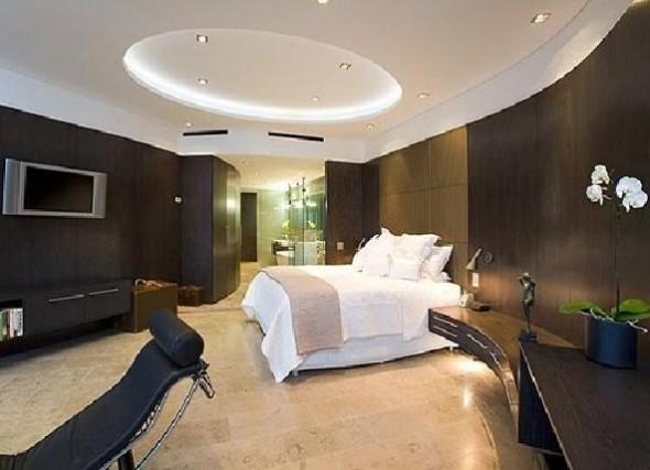Luxury apartment interior by Noel