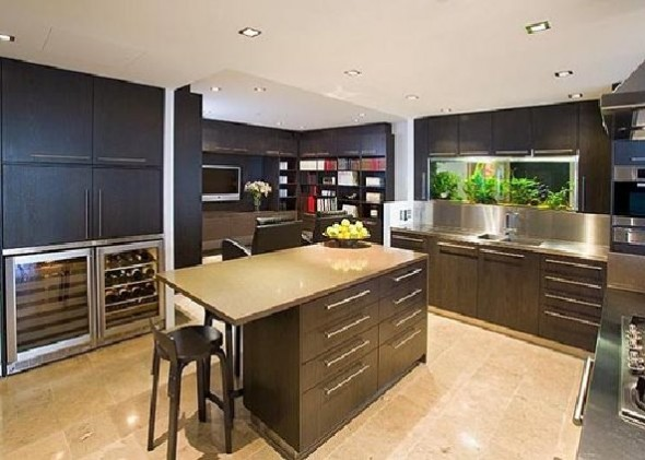 Luxury Kitchen apartment Noel Robinson