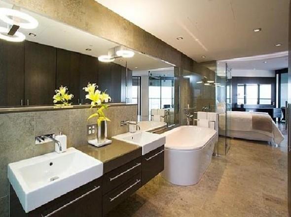 Luxury Bathroom apartment Noel Robinson