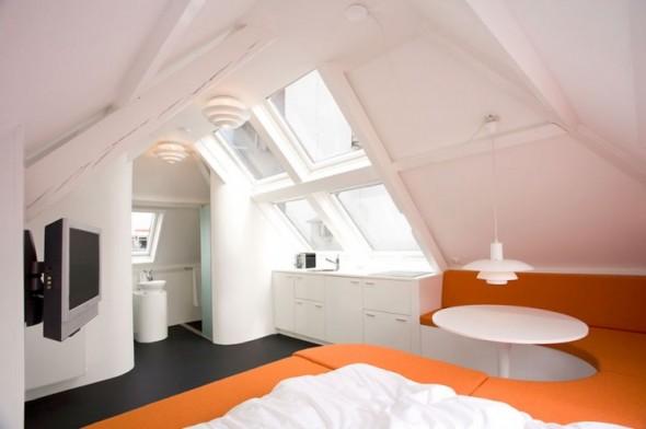 Maff Mini-Apartment in The Hague by Queeste Architecten
