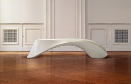 Odalisque Bench Coffee Table