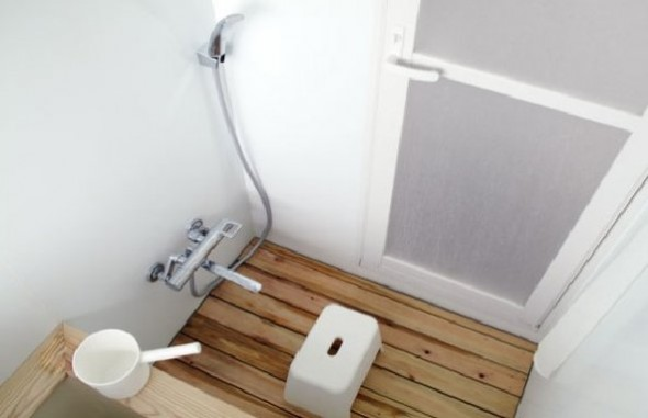 Small apartment interior design BAKOKO