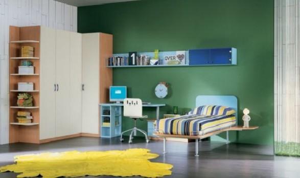 Teen Bedroom Design-best