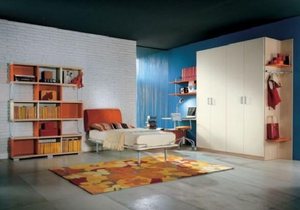 Teen Bedroom Design-elegant
