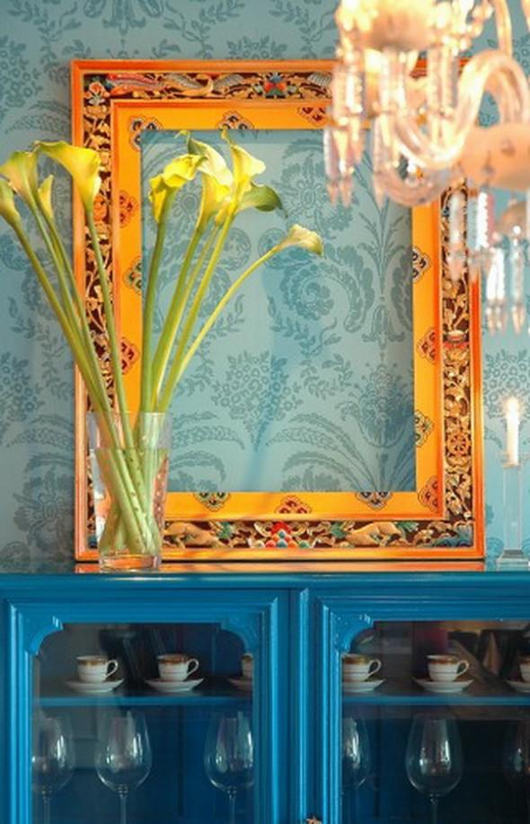 Vintage table apartment design by nezacesar
