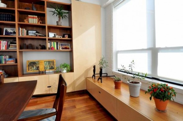Wooden-Apartment-Design-ideas-with-bright-natural-sunlight