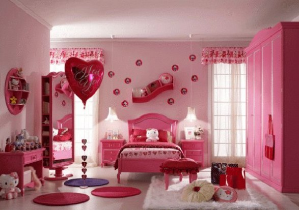 amazingly pink kids inspiration