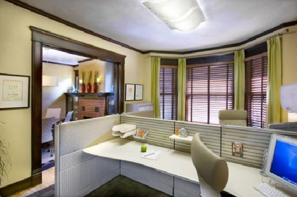 charm office interior