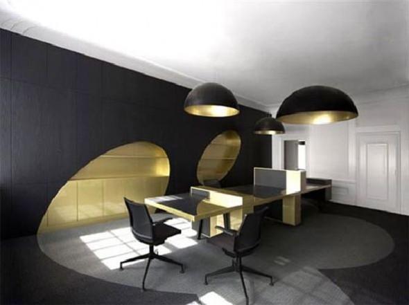 fresh office interiors