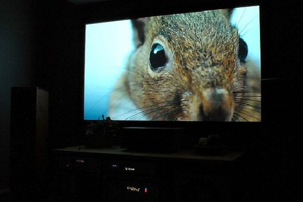 home theater plasma