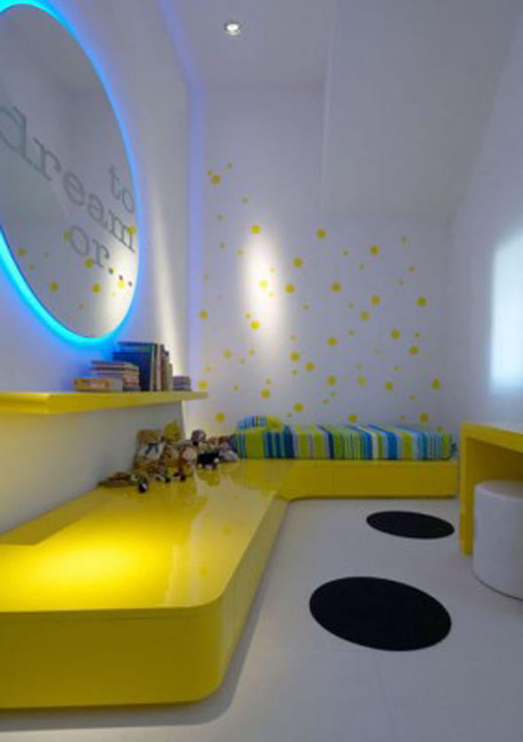 kids bedroom -small apartment