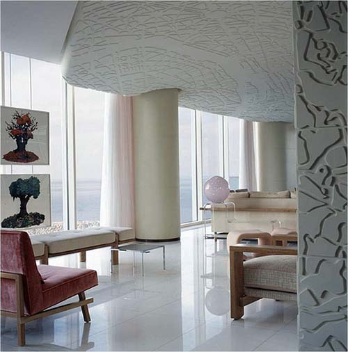 luxury apartments decorating
