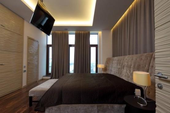 luxury masterbed apartments in Moskow