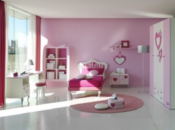 pink room ideas