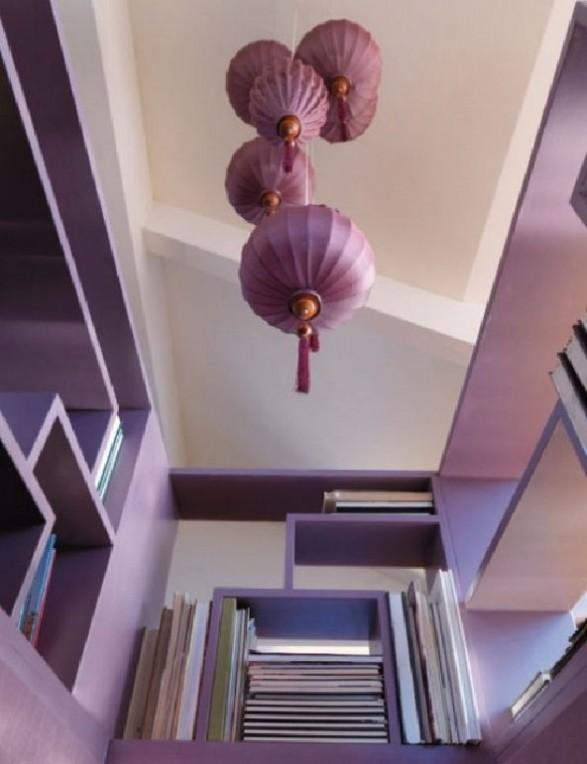 great purple loft
