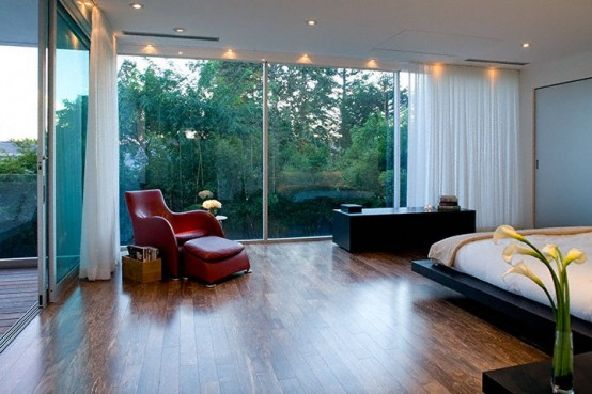 Modern House With Amazingly Comfy Interior