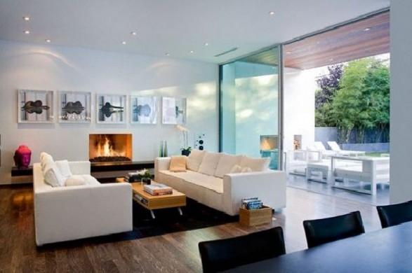 Amazingly Comfy Interior