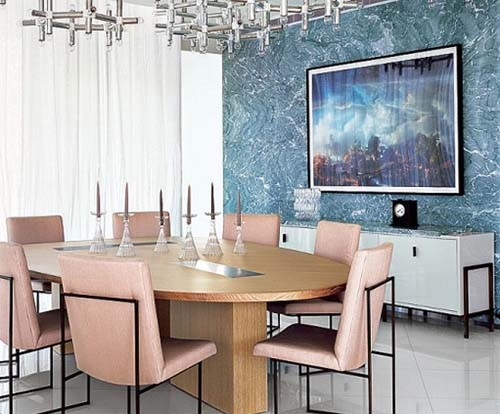 simple stylish apartment