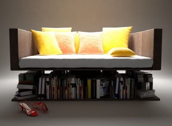 Sofa The Books