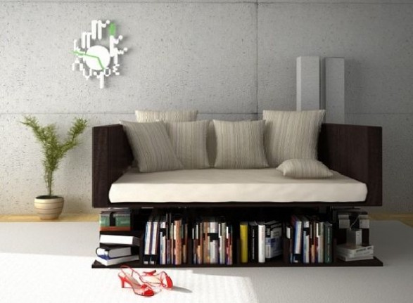 Sofa Levitating