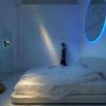 ultra modern apartment bedroom photos