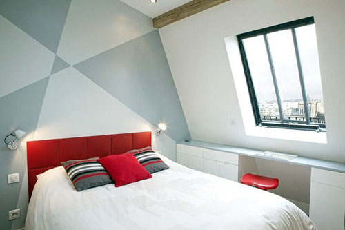 elegant bedroom rustic apartment decor