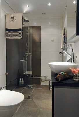 minimalist bathroom small apartment design