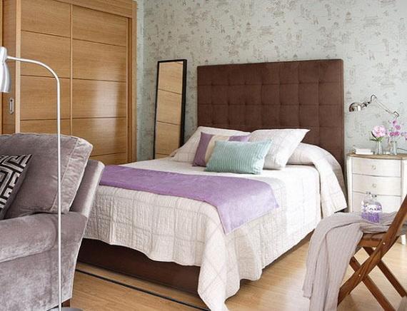 Bedroom-40 Square Meter Apartment Ideas