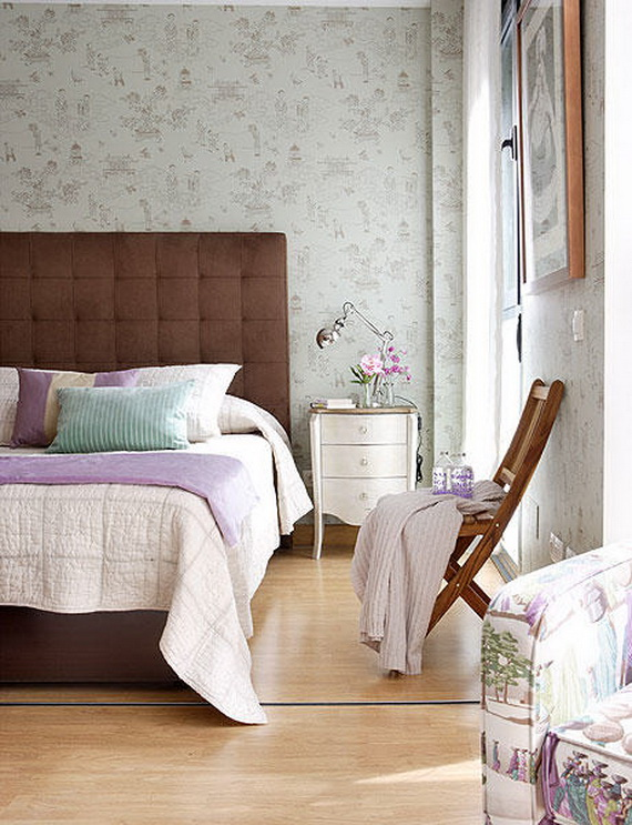Master Bedroom-40 Square Meter Apartment Ideas