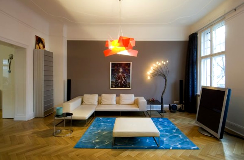 Modern Apartment Interior Design Ideas by Berlin Rodeo