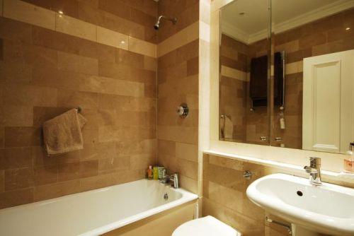 Bathroom Queens Gate Gardens, South Kensington Apartment