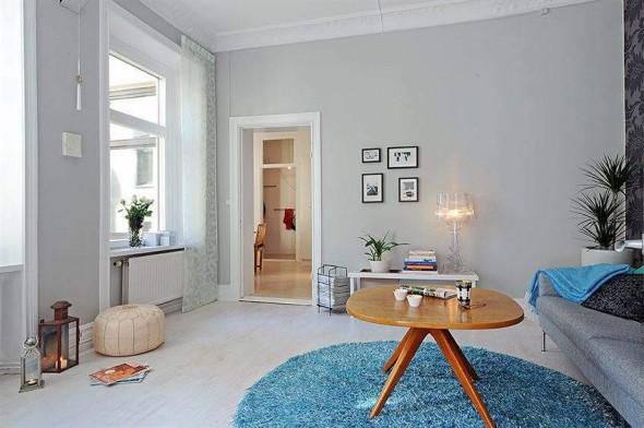 Chalmersgatan 19 B Living Apartment