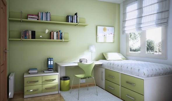 Inspiring Teen Room