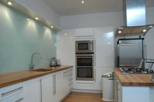 Kitchen Apartment at the Palace Court Notting Hill