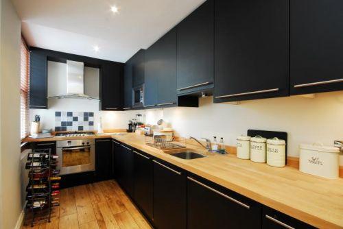 Kitchen Queens Gate Gardens, South Kensington Apartment