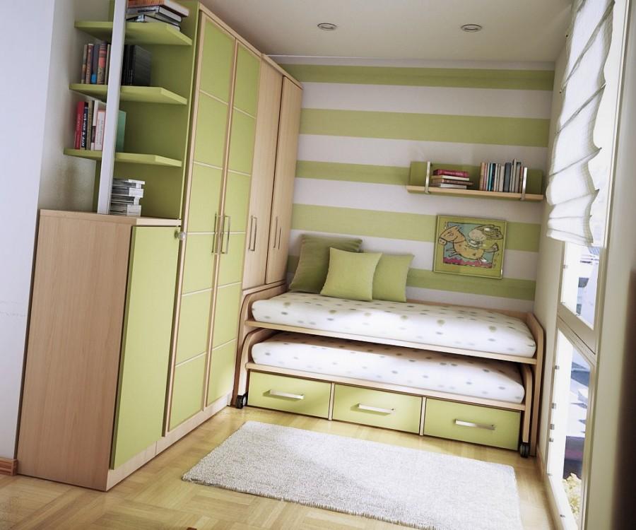 Teen Room-Double bed