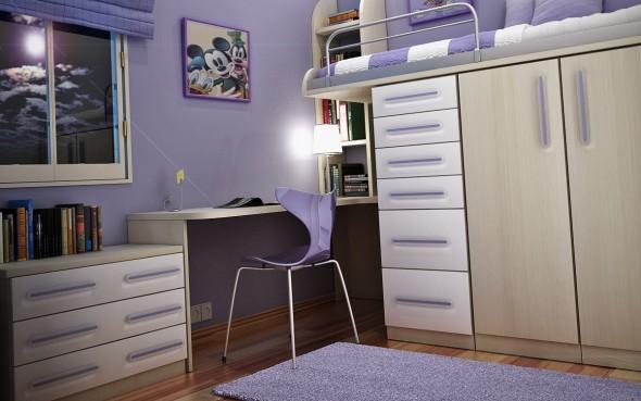 Teen Room-elegant